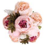 comprar flores artificiales gigantes