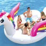 comprar flotadores unicornio gigantes